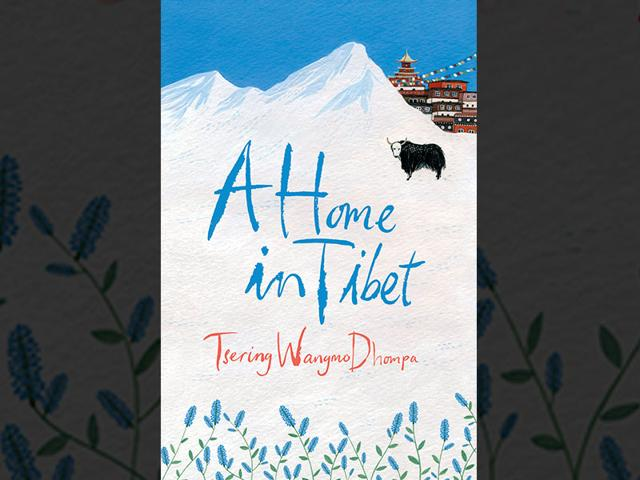 A-Home-in-Tibet-by-Tsering-Wangmo-Dhompa-Penguin-Viking-Price-Rs-499-PP-306