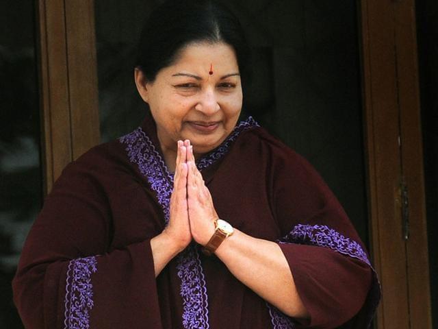 J Jayalalithaa,AIADMK,Tamil Nadu