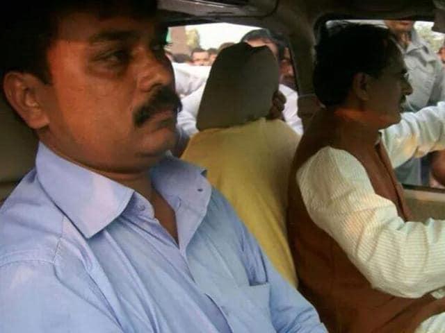 Satyadev Katare,Shivraj Singh Chouhan,PEB scam
