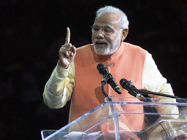 On PM's foreign itinerary, an exchange with Indian students