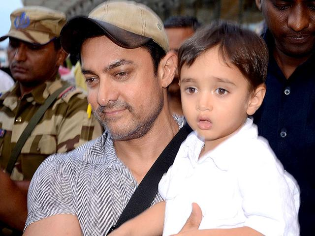 Aamir-Khan-with-his-son-Azad-Rao-Khan-arrives-in-Bhopal-PTI-Photo