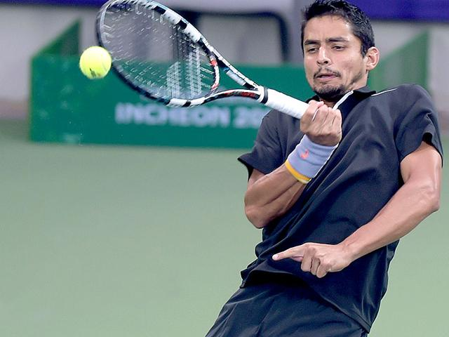 Tennis gold continue to elude India - Saketh, Sanam get silver at Asiad