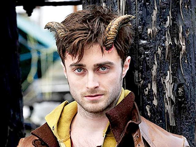 Daniel Radcliffe,Horns,Joe Hill
