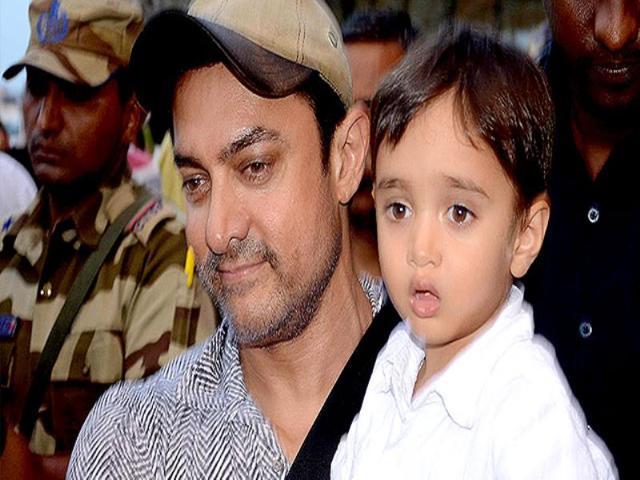 Aamir Khan,Amir Khan kids,Aamir Khan parents