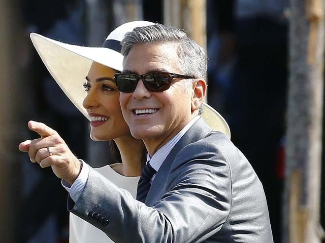 George-Clooney-married-human-rights-lawyer-Amal-Alamuddin-Saturday-in-a-private-ceremony-Photo-Reuters