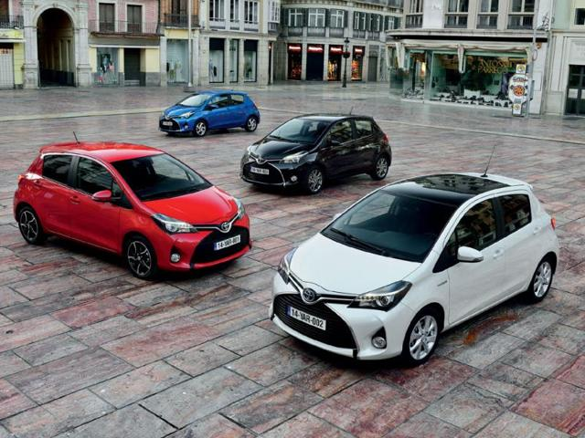 In-terms-of-the-exterior-the-new-Toyota-Yaris-stands-out-for-its-redesigned-front-Photo-AFP