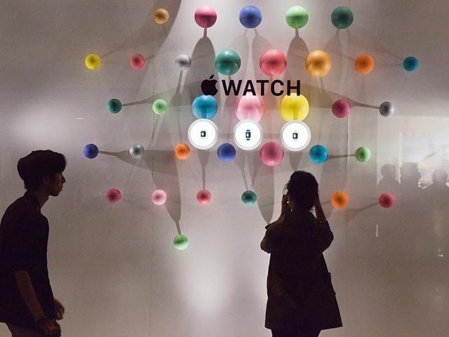 Apple,smartwatch,Fashion Week
