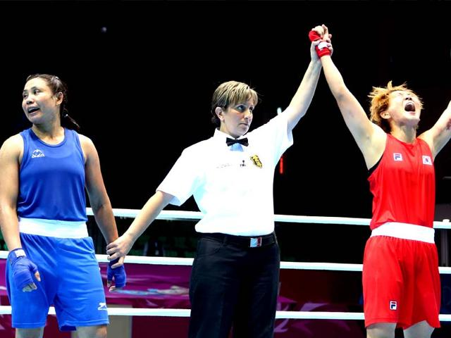 Asian Games,Mary Kom,boxing