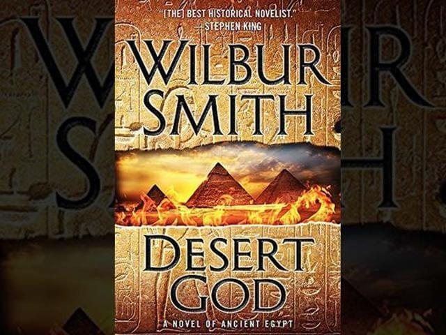 desert god,desert god book review,wilbur smith