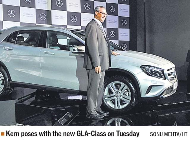 Mercedes Benz,merc GLA Class,Mercedes GLA Class launched in india