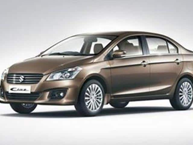 Maruti-to-launch-Ciaz-on-October-6