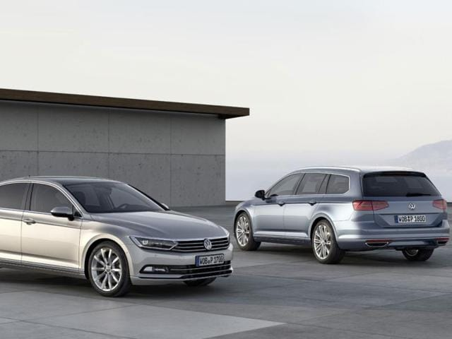 The-new-Volkswagen-Passat-range-will-go-on-sale-just-after-the-2014-Paris-Motor-Show-Photo-AFP