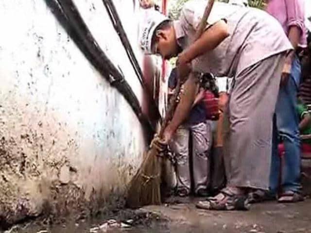 Gandhi Jayanti,AAP,Kejriwal
