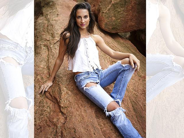 This trend is firmly here to stay - if the Bollywood and Hollywood has anything to do with it. Ripped jeans are so in, you can tell when you see them everywhere from TV ads to music videos. So, what are you waiting for girls, buy one or give your old pair of skinnies a much-needed makeover and make one yourself!