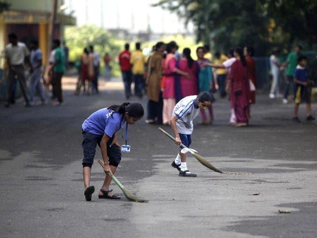 Swachh Bharat Abhiyan,Clean idnia campaign,PM Modi