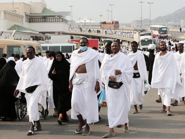 annual hajj pilgrimage