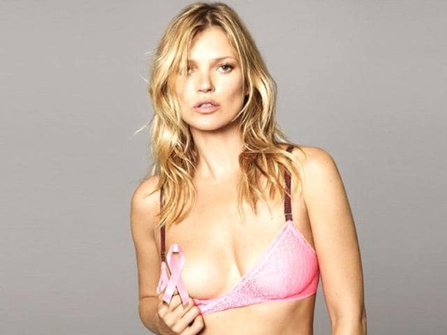Supermodel-Kate-Moss-posing-for-a-good-cause-as-she-has-teamed-up-with-Stella-McCartney-for-Breast-Cancer-Awareness-month-Photo-stellamccartney-com