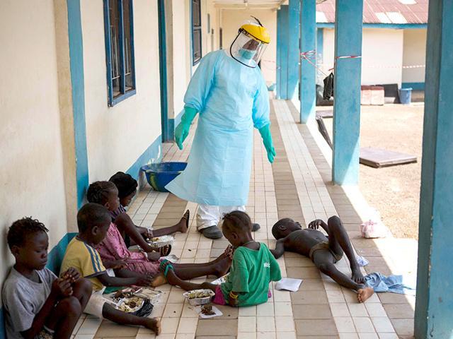 ebola,World Health Organisation,deadly virus