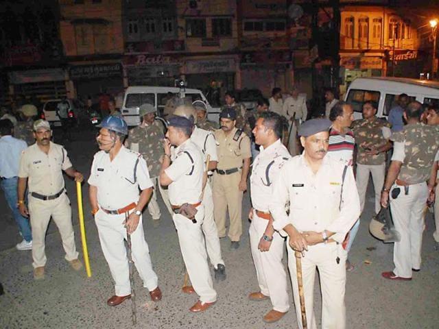 Ujjain,Madhya Pradesh,communal tension