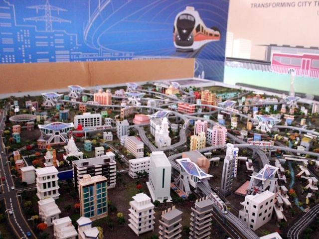 Proposed-light-metro-systems-in-Indore-and-Bhopal-are-likely-to-be-automated-driverless-networks-sources-associated-with-the-project-said-Shankar-Mourya-HT-photo
