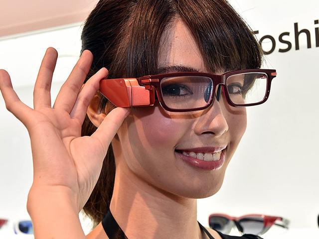 Glasses,CEATEC,Tokyo