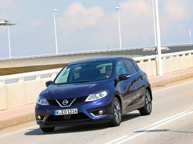 The-new-Pulsar-will-be-the-star-of-the-Nissan-stand-at-the-2014-Paris-Motor-Show-Photo-AFP