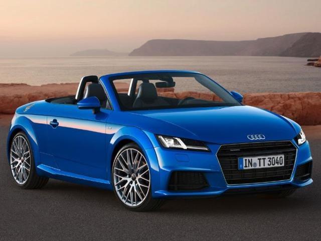 Audi TT Roadster,Audi TT coming to Paris in coupe,new TT Sportback sedan concept