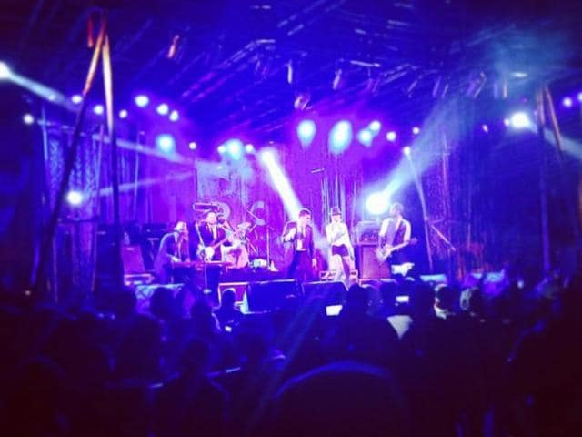 The-Ska-Vengers-burning-up-the-stage-at-ZMF-Photo-Festival-Sherpa
