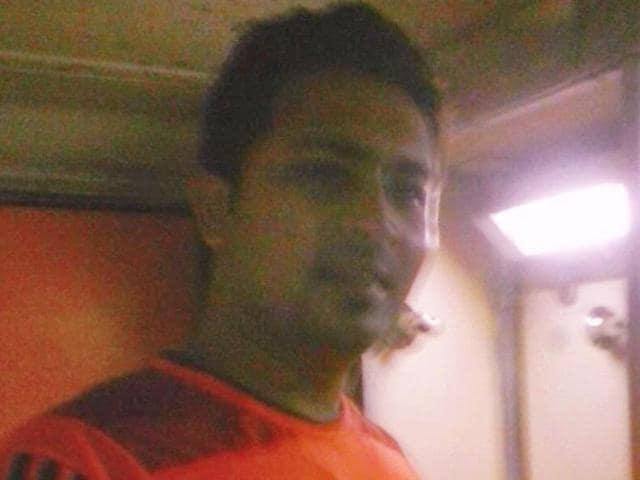 TC-Ranvijay-Singh-who-has-been-booked-for-molestation-HT-photo