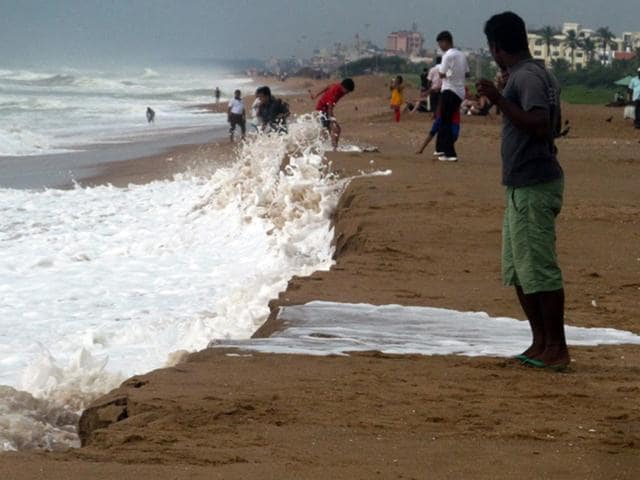 Cyclone,Hudhud,Odisha