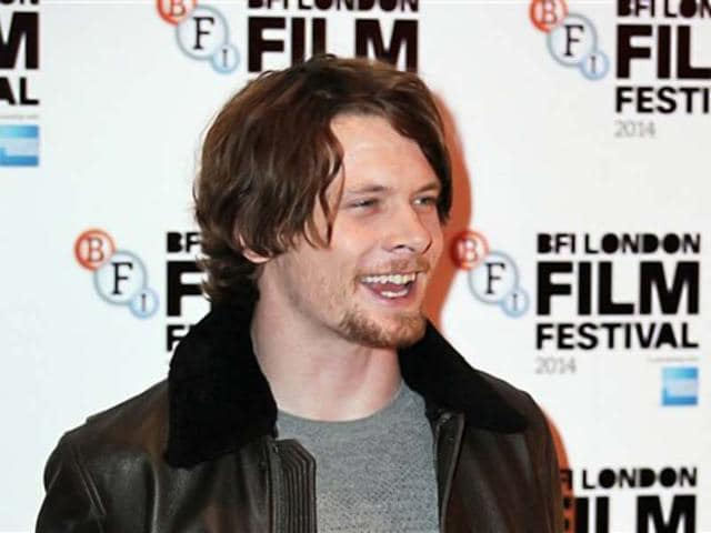 Jack O'Connell,Angelina Jolie,Unbroken