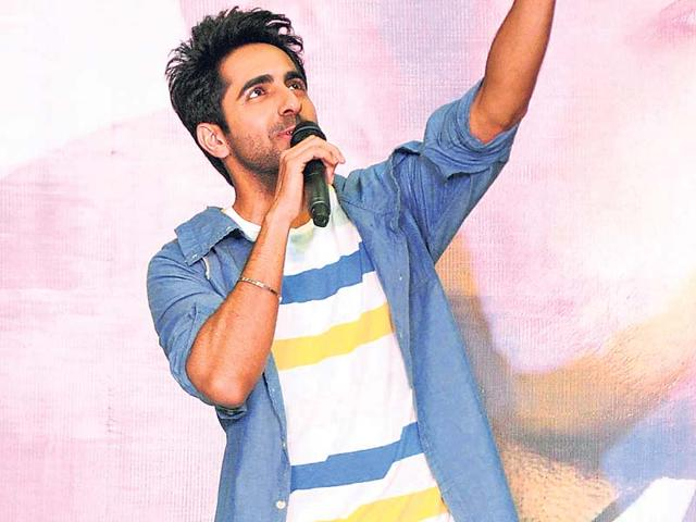 Ayushmann Khurrana's next set for take-off
