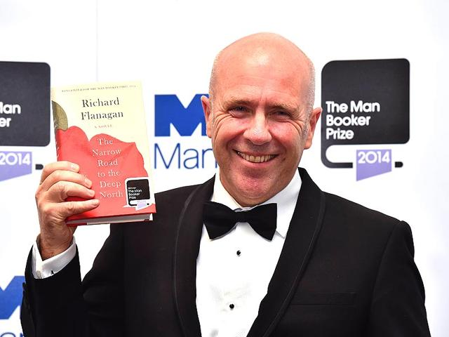 Man Booker Prize,Australian novelist Richard Flanagan,Richard Flanagan