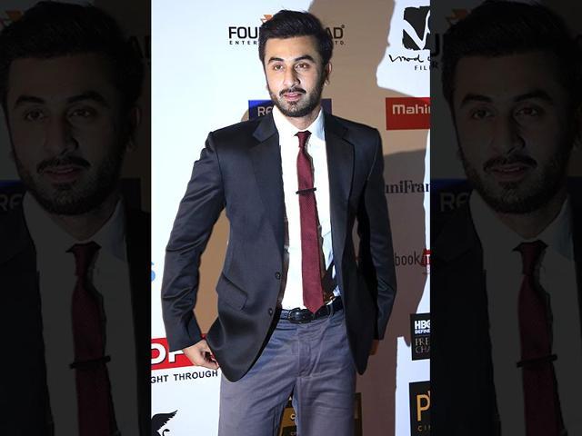 Actor-Ranbir-Kapoor-arrives-at-the-opening-ceremony-of-the-16th-Mumbai-Film-Festival-in-Mumbai-India-on-October-14-2014-AP