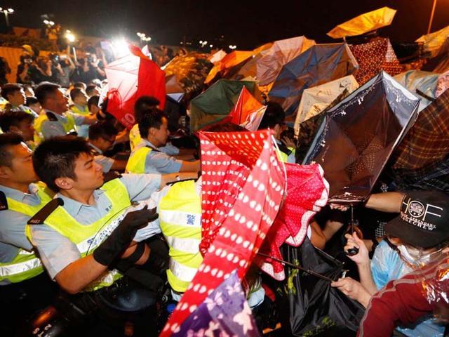 Hong Kong,Pro-democracy,Chief Executive of Hong Kong