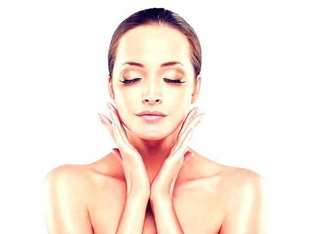 moisturise skin