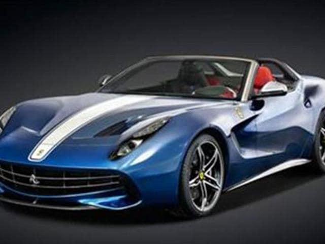 ferrari,F60 America,F12 Berlinetta