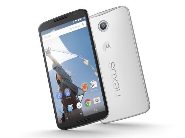 Nexus 6,Motorola,Google