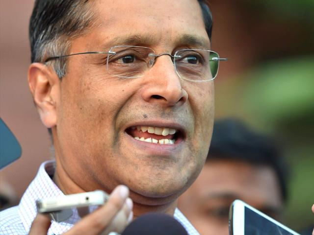 Arvind Subramanian appointed India's new CEA