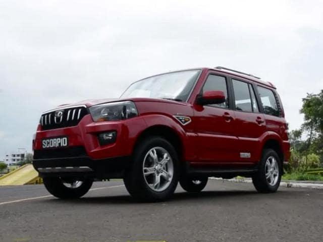 M&M launches,Scorpio,SUV Scorpio