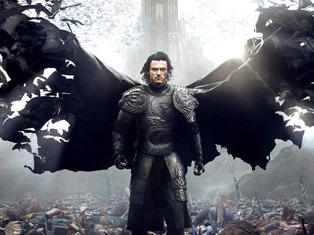 Dracula Untold,Movie Review,Luke Evans