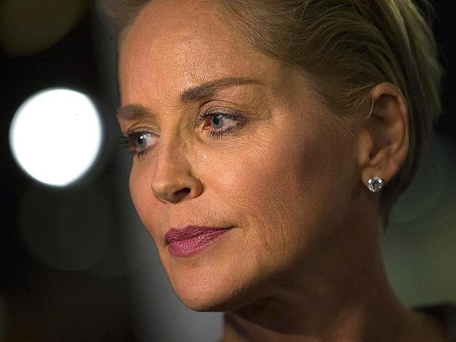 sharon stone,basic instinct,brain hemorrhage