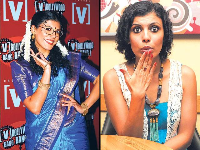 lola kutty,anu menon,channel v