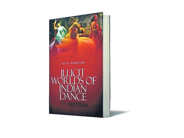 anna morcom,anna morcom books,dance in india