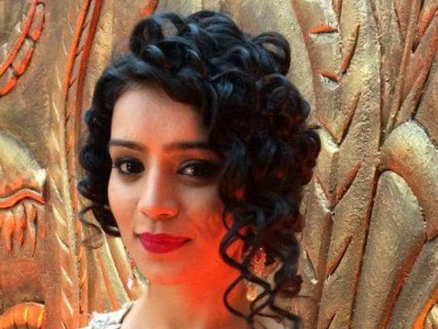 Sukirti Kandpal in Bigg Boss 8.