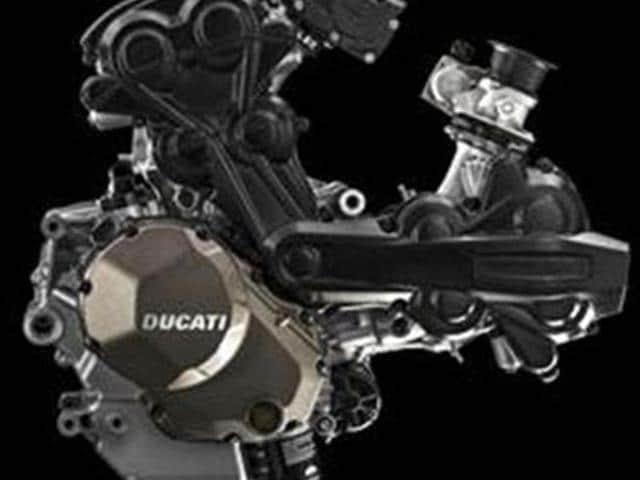 ducati new engine technology
