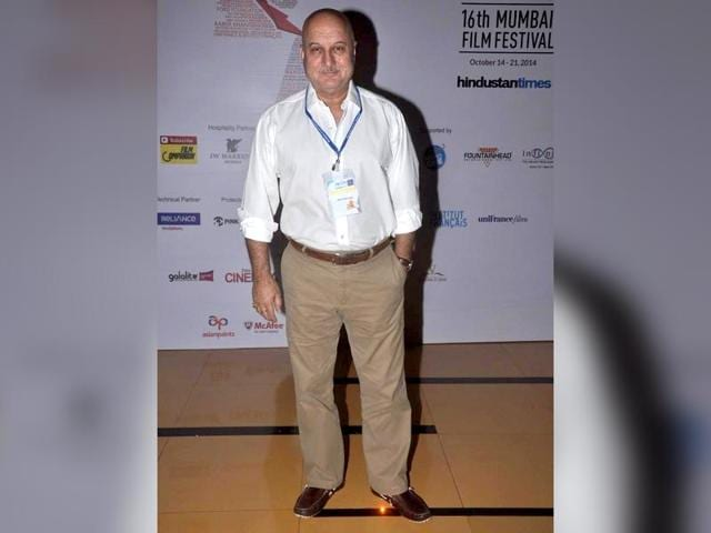I would like to play Mogambo: Anupam Kher