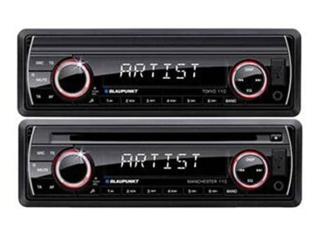 blauplunkt,new car stereos,Tokyo 110