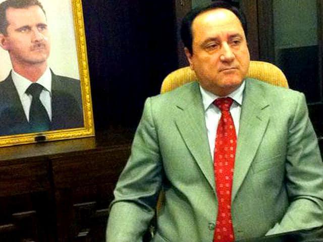 Syria,Iraq,Syrian ambassador to India Riad Kamel Abbas
