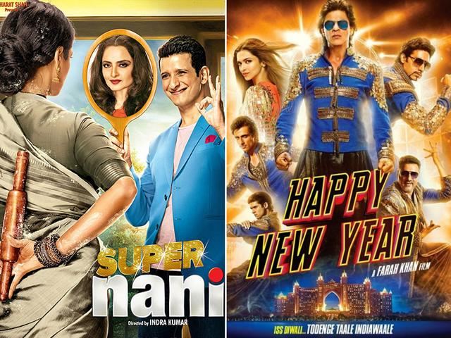 A-combination-of-Happy-New-Year-and-Super-Nani-posters